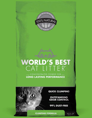 World's Best Cat Litter Original Clumping Formula