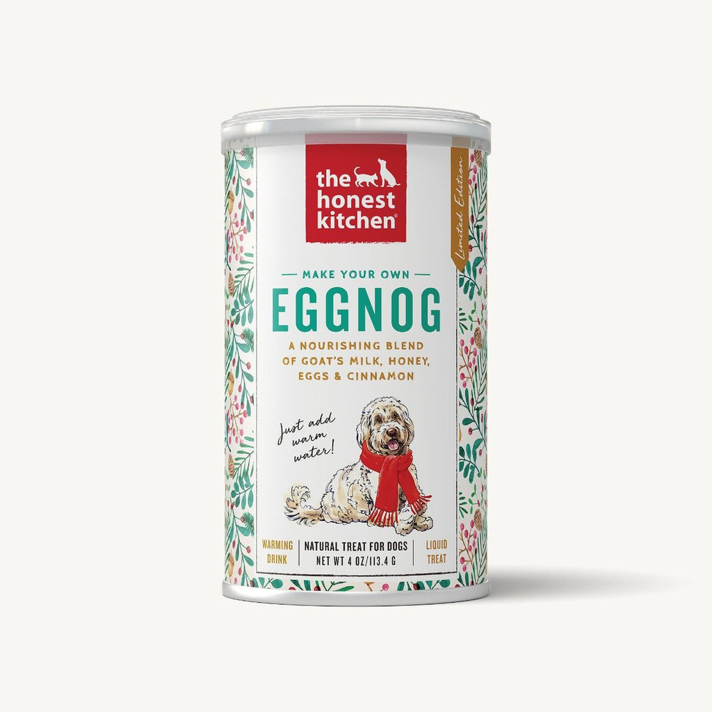 The Honest Kitchen Instant Eggnog for Dogs 4 oz.