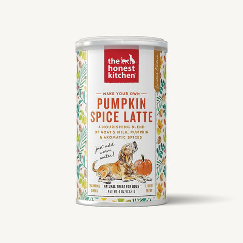 The Honest Kitchen Pumpkin Spice Latte for Dogs 4 oz.