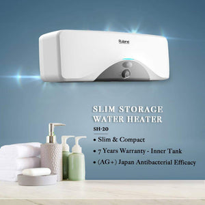 Rubine Storage Heater SLIM 20L