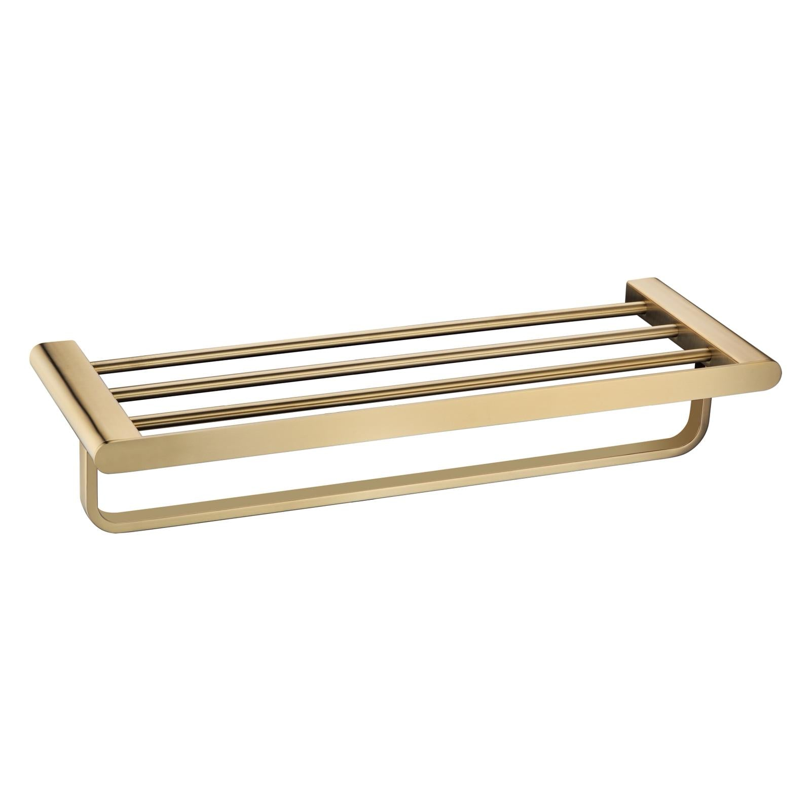 Bathroom GOLD Towel Rack