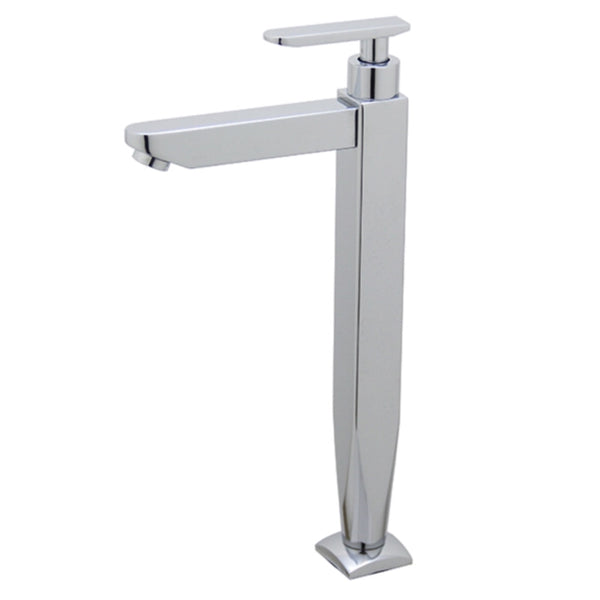Bathroom Basin Tall Cold Tap
