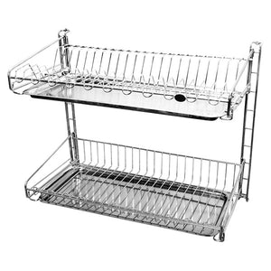 Double Layered Dish Rack FT-94032