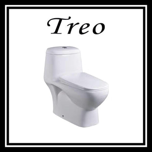 Treo One-piece Toilet Bowl 280