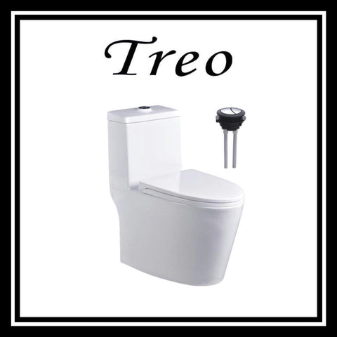Treo One-piece Toilet Bowl T200