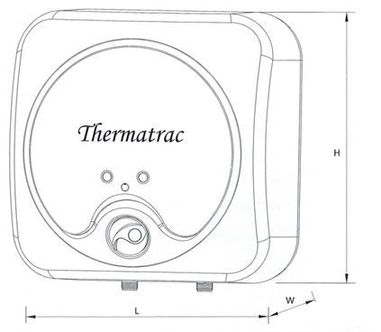Thermatrac Storage Heater RSX series
