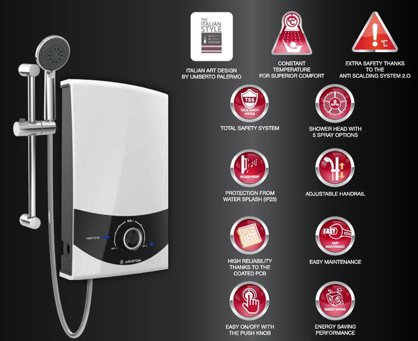 Ariston Aures Smart SMC33