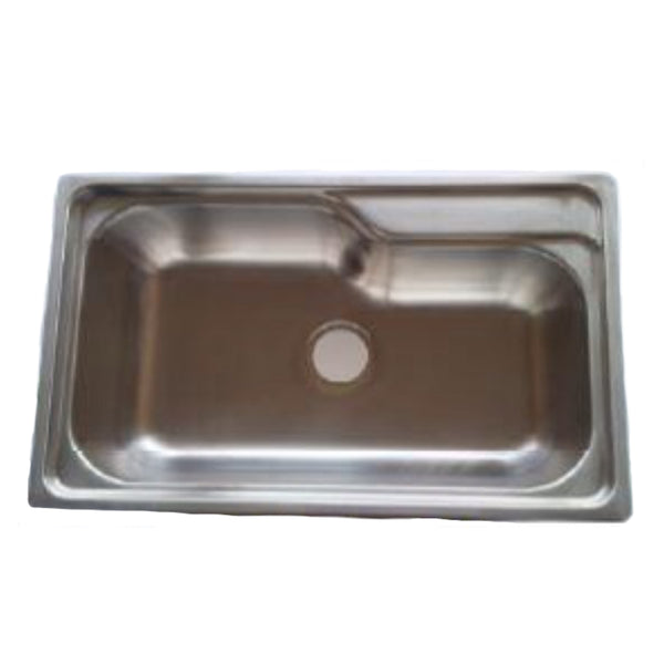 Top Mount Kitchen Sink (Single Bowl)