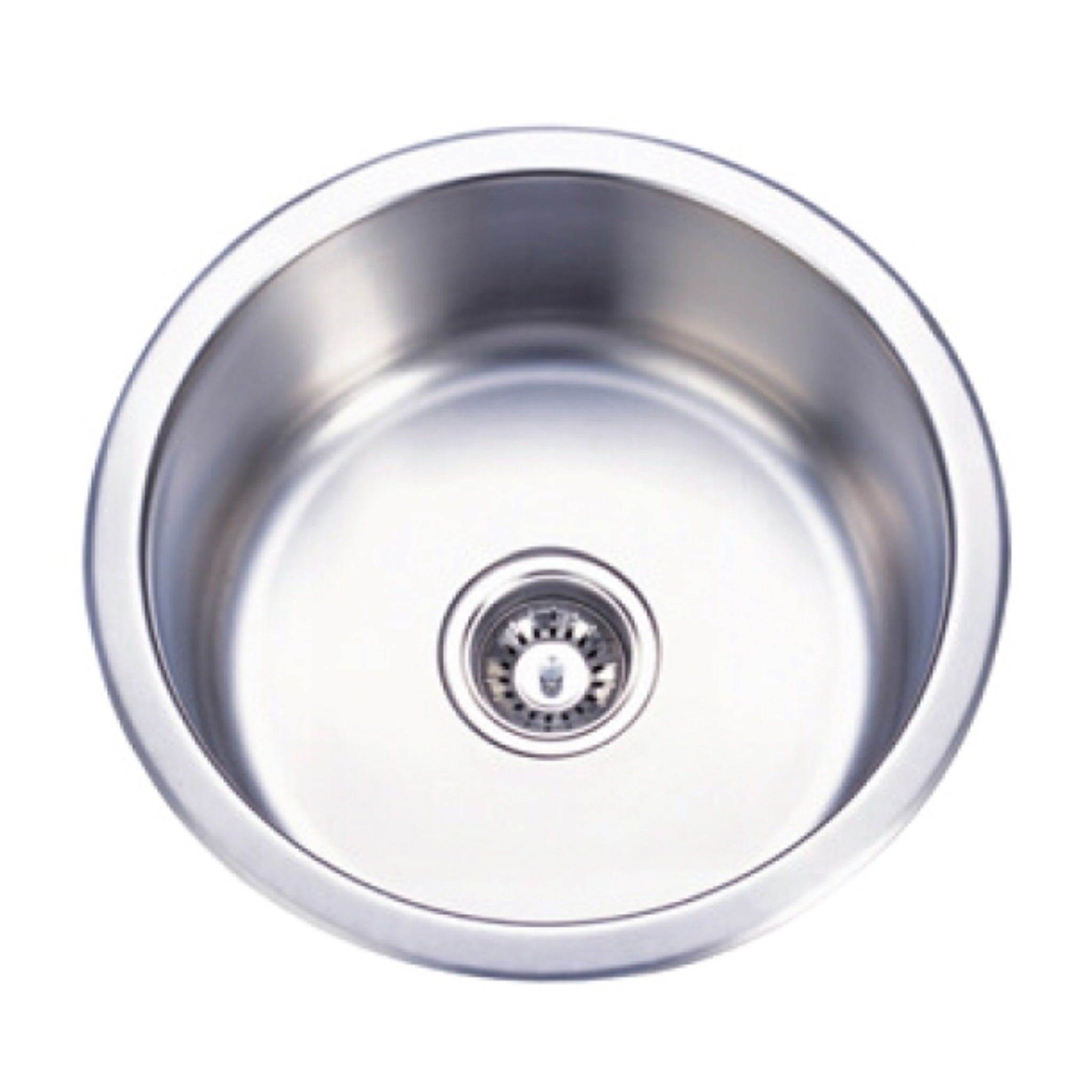 Round Kitchen Sink