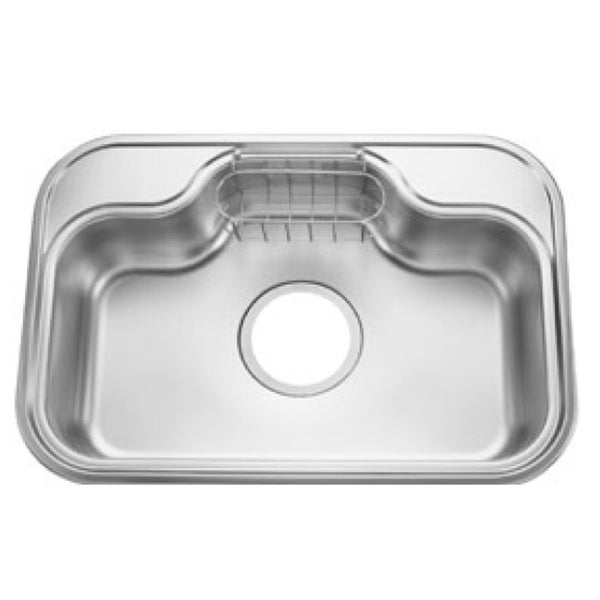 Korean-Made Top Mount Kitchen Sink
