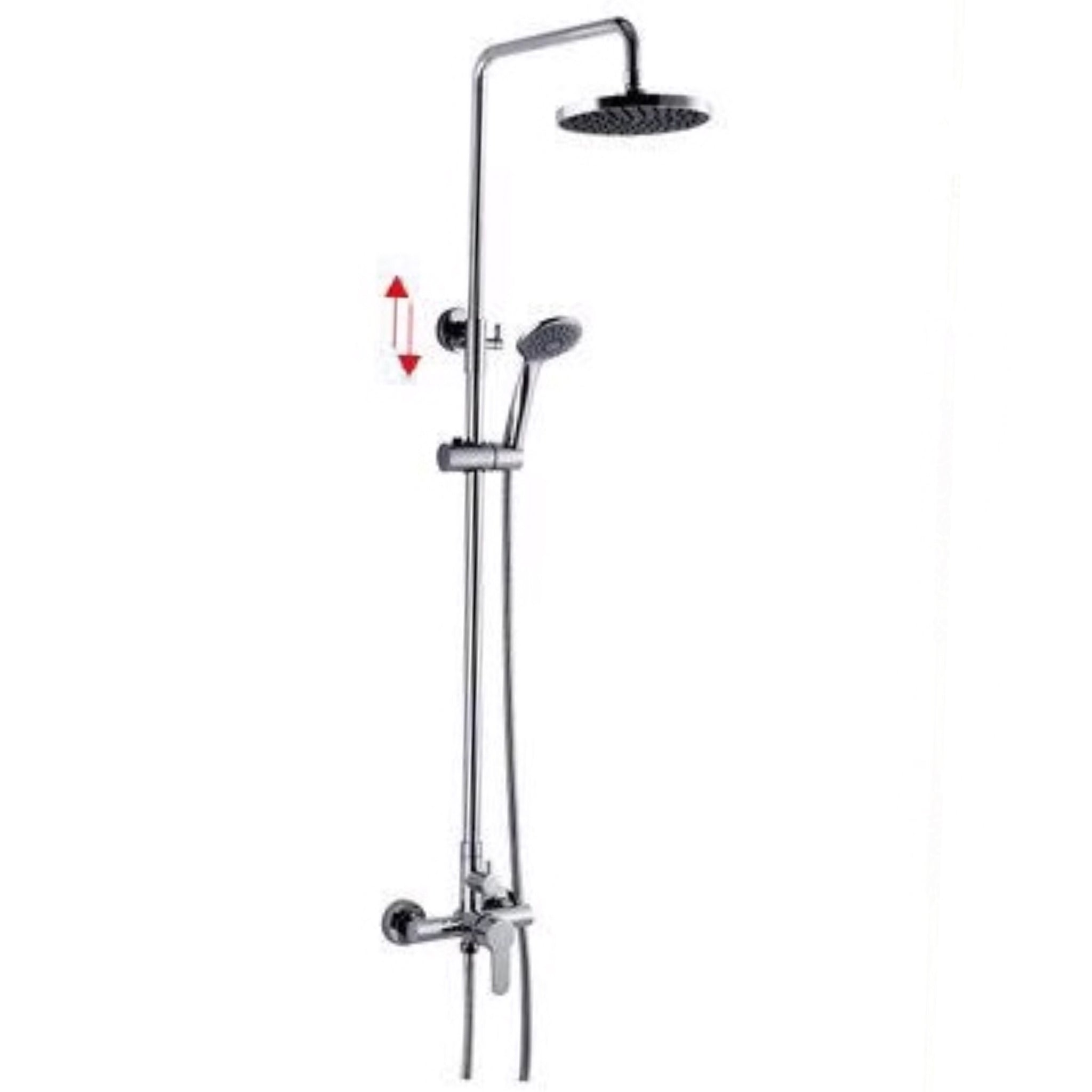 Rain Shower Mixer Set 2513-RS-A