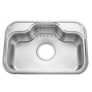 Korean Made Top Mount Kitchen Sink