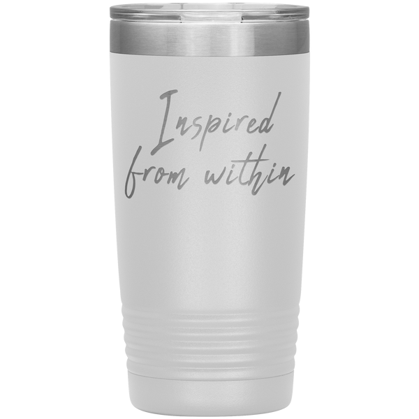 Inspired From Within 20 oz. Tumbler