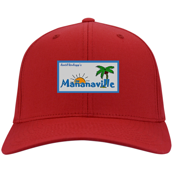 TTales From Mañanaville 100% Cotton Twill Cap