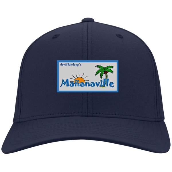 Tales From Mañanaville 100% Cotton Twill Cap