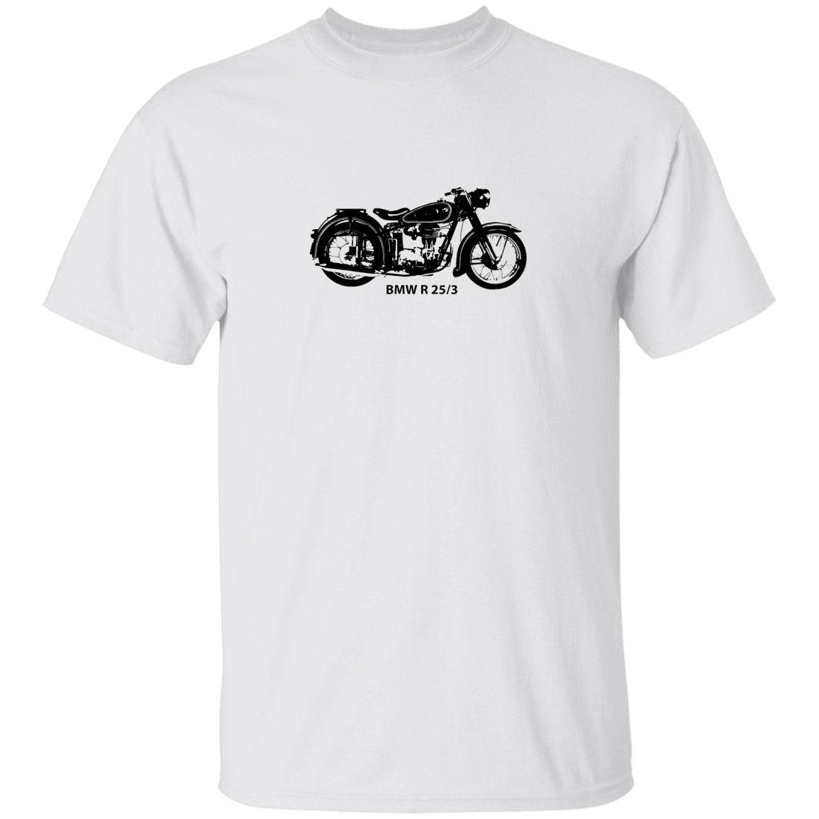 BMW R 25/3 Classic Motorcycle T-Shirt