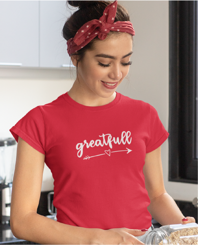 Greatfull Ladies' Tee