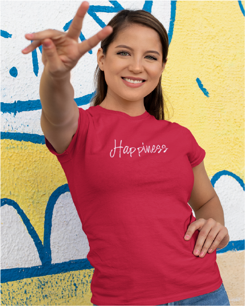 Happiness Ladies' Tee