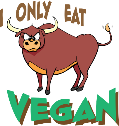 I Only Eat Vegan Men's Tee