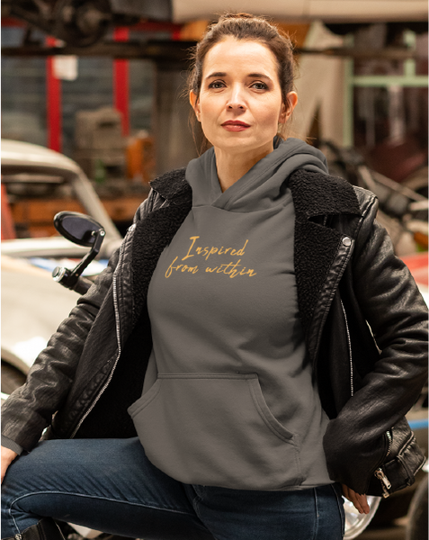 Inspired From Within Ladies' Hoodie