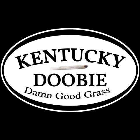 Kentucky Doobie Ladies' Long Sleeve Tee