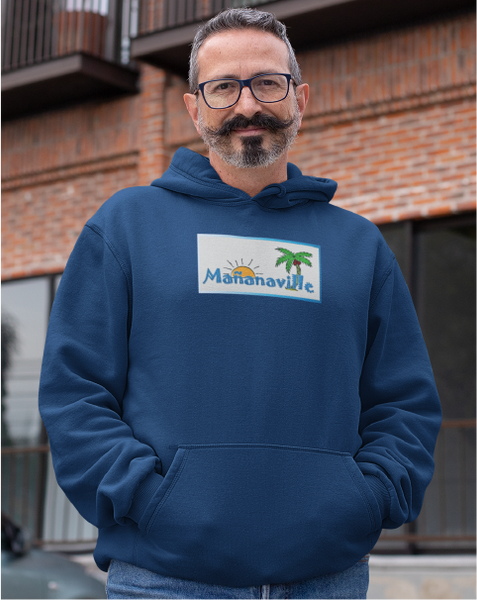 Tales From Mañanaville Men's Pullover Hoodie