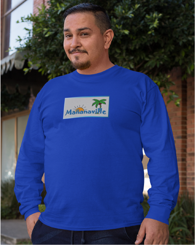 Tales From Mañanaville Men's Long Sleeve Tee