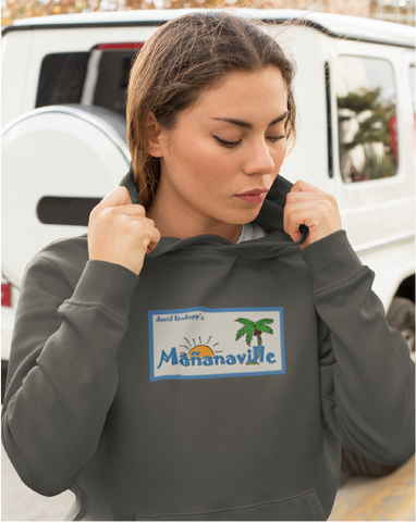 Tales From Mañanaville Ladies' Pullover Hoodie
