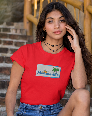 Tales From Mañanaville Ladies' Tee