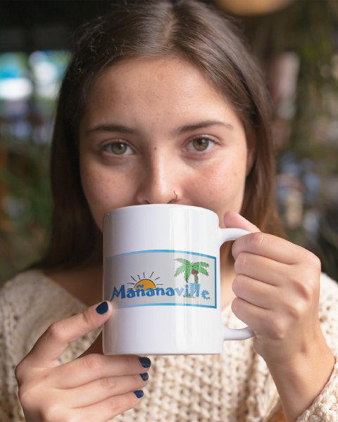 Tales From Mañanaville 15 oz. White Mug
