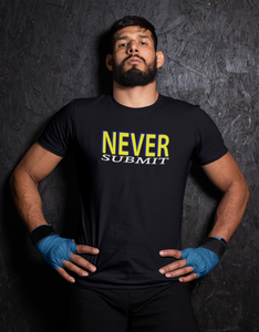 NEVER Submit Men's Tee