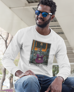 'Tommie R' Guitars Men's Long Sleeve Tee
