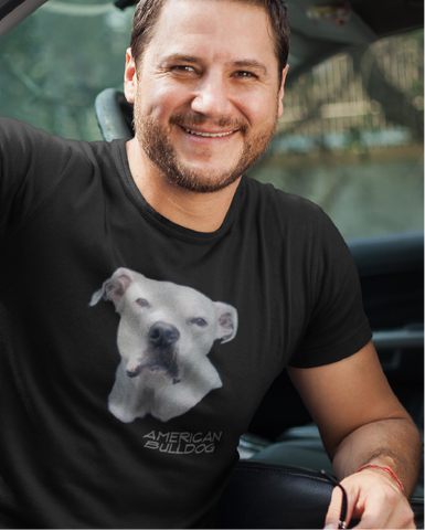 American Bulldog Men's Tee