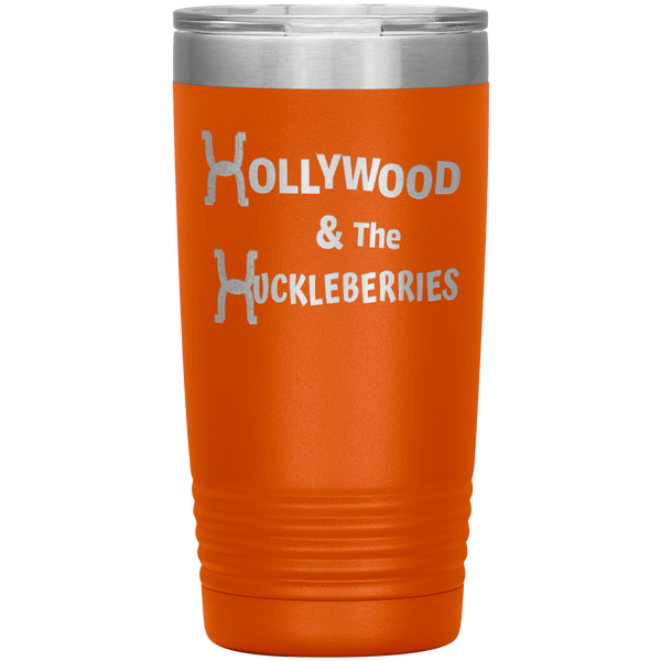 Hollywood & The Huckleberries 20 oz Tumbler