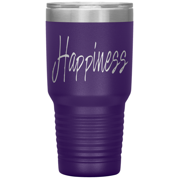 Happiness 30 oz. Tumbler