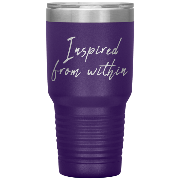 Inspired From Within 30 oz. Tumbler