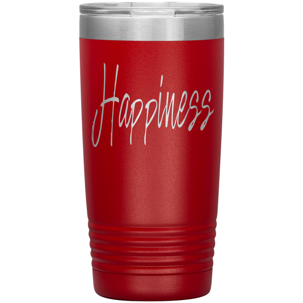 Happiness 20 oz. Tumbler