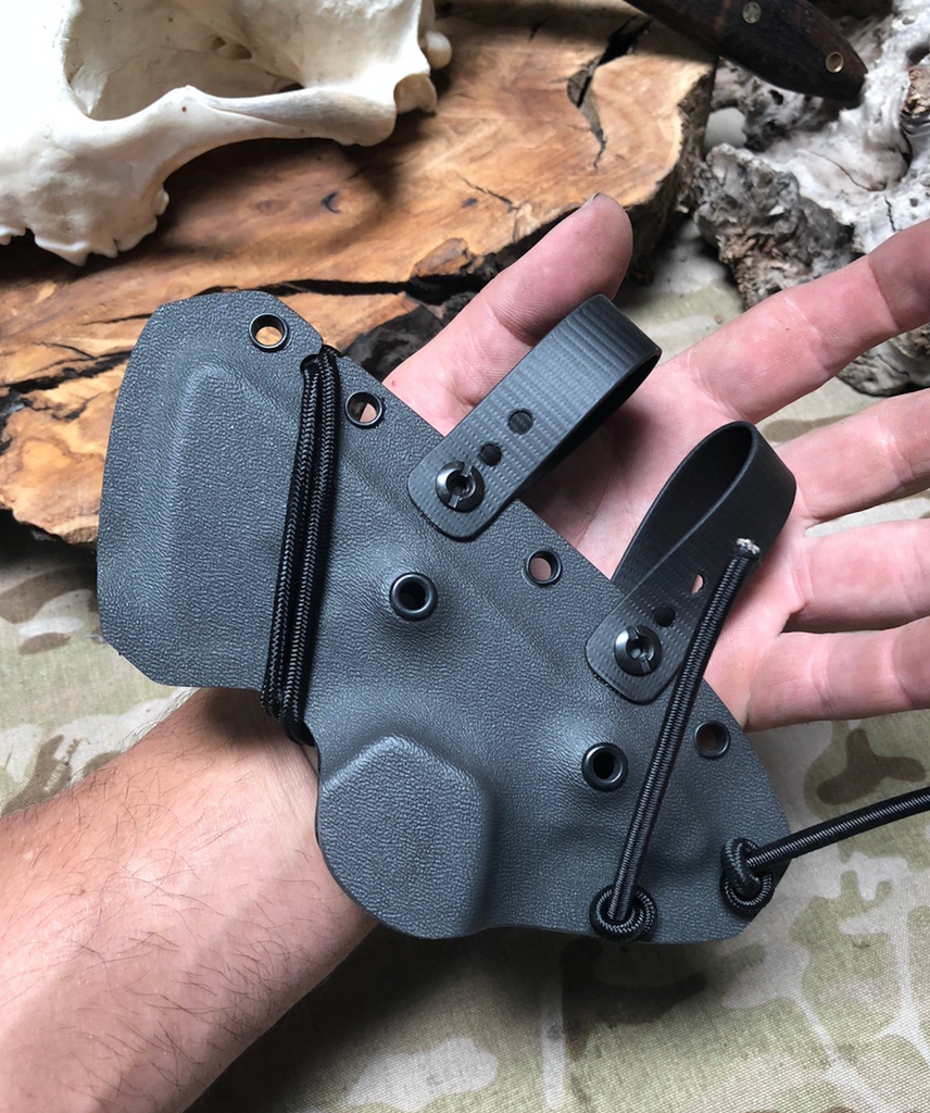 KYDEX SHEATH FOR BLEEDING HEART HAWK