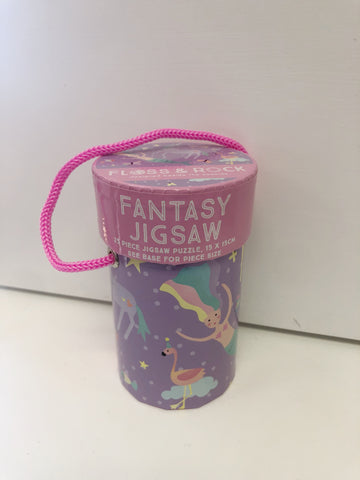 Floss and Rock - Fantasy Mini Jigsaw