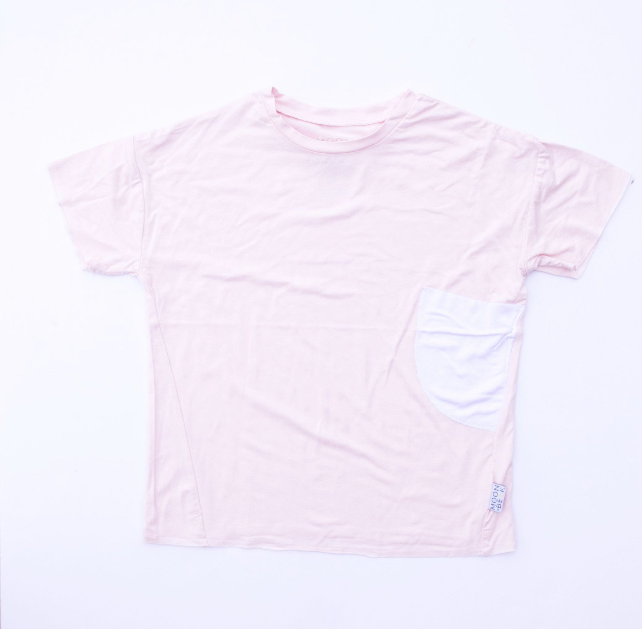 The Half Moon Pocket Tee