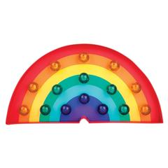 Rainbow Marquee Light