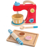 Tender Leaf Toys Bakers Mixing Set
