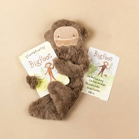 Slumberkins Snuggler - Bigfoot