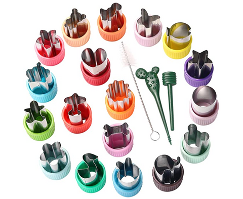 Food Cutter Shapes