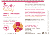 Earth Baby Hand Sanitizer