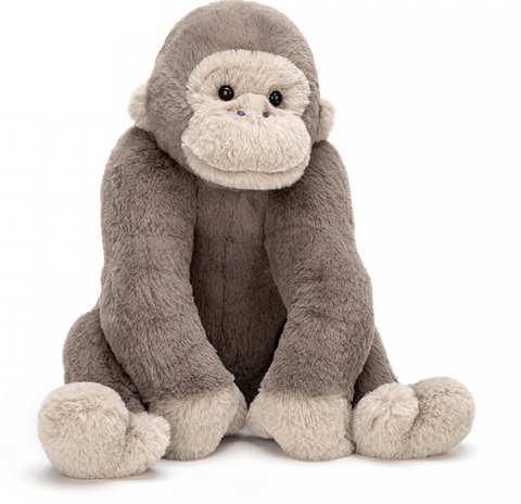 Jellycat Gregory Gorilla - Small