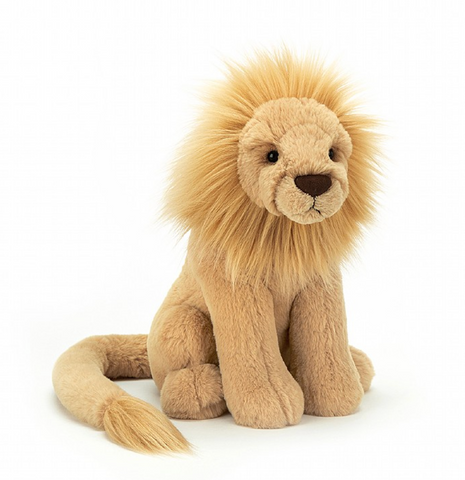 Jellycat Leonardo Lion - Medium