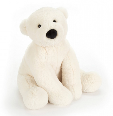 Jellycat Perry Polar Bear - Medium