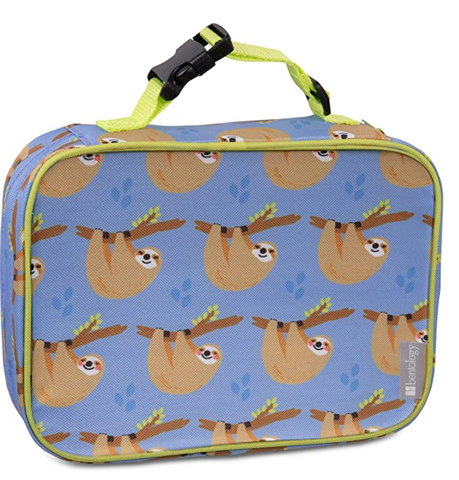Bentology Lunch Bag - Sloths
