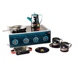 Floss and Rock - Space Tin Kitchen Set